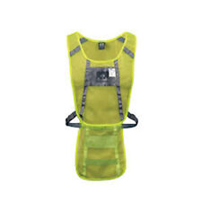 Nathan Cycling Reflective Safety Vest Yellow - 1 Size Fits Most !