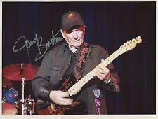 James Burton (Guitarist) SIGNED Photo 1st Generation PRINT Ltd + Certificate / 2