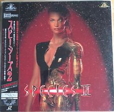 Laserdisc Species 2 Japanese With OBI