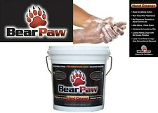 Bear Paw Hand Cleaner Deep Cleaning Water Activated Non-Toxic Petroleum Free New