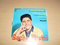 Sacha Distel Avec Claude Bolling Et Son Orchestre – Oui, Oui, Oui,45 RPM 7'' EP