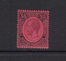 Br. Honduras - SG 125 - m/m - 1924 - $5 - K.G.V