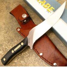 Schrade Old Timer Deerslayer Fixed Blade Hunting Knife SCH15OT
