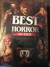 Best of Horror 10 Film Collection (DVD, 2019, 10 Disc Set) NEW