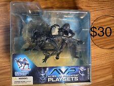 Mcfarlane AVP Alien vs Predator Playsets Celtic Throws Alien New And Sealed!