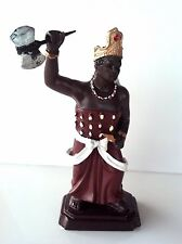 "4.5"" Chango Shango Statue Estatua Orisha Santeria Yoruba Lucumi"
