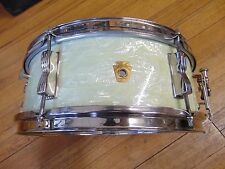 Vintage Ludwig Pioneer 14 x 5 Snare Drum WMP Pre Serial 60's Nickel WW Ship