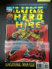 Luke Cage #166 Hero For Hire Homage Lenticular Variant B Defenders 3-D Nmm 2017
