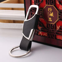 Men's Fashion Creative Metal Car Keyring Keychain Key Chain Ring Keyfob Gift
