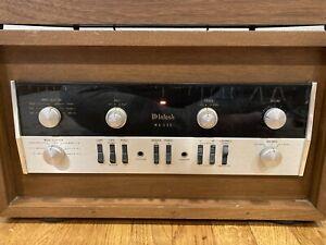 McIntosh MA230 Tube Amplifier