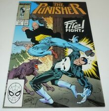 Punisher #23 Comic Marvel SIGNED Erik Larsen 1st Print First Ninja Training Camp