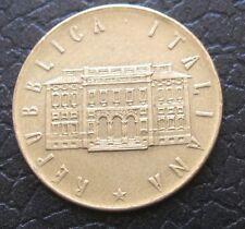 200 Lire Repubblica italiana FAO Villa Lubin  1981 dell'Alimentazione - n. 805