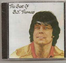 "B.J. THOMAS, CD ""THE BEST OF B.J. THOMAS"" NEW SEALED"
