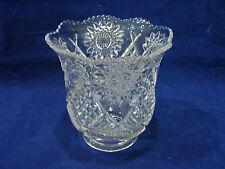 Vintage or Antique HURRICANE Glass Globe