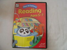 Play & Explore Reading for Ages 5-7 Pc Cd-Rom