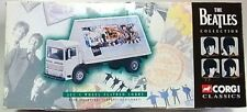 Corgi Diecast Car The Beatles AEC 4 WHEEL FLATBED LORRY 22301 1997 UK NIB RARE