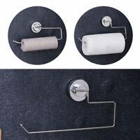 Handtuchhalter Rollenhalter ohne Bohren Edelstahl Küchenrollenhalter Papierrolle