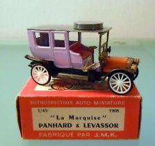 Panhard & Levassor la Marquise 1908 rami by j.m.k. 1:43 MODELCAR