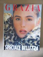 GRAZIA SPECIALE BELLEZZA Versione doppia Book n°2544 1988 Monica Bellucci [VL18]