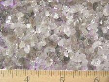Quartz crystals double terminated small/tiny some fluorescent Tibet 1/8 pound