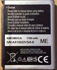 LOT OF 25 OEM SAMSUNG AB813851CA BATTERIES FOR SAMSUNG BLACKJACK II i617