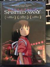 Disney Ghibli Spirited Away (Dvd, 2003, 2-Disc Set) Authentic Free Shipping