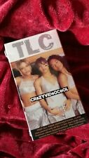 Rare new/factory sealed TLC Crazy Video Cool VHS 1995 Left-Eye Chilli T-Boz