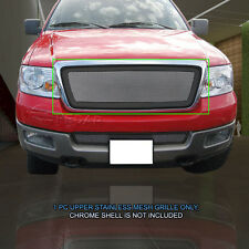 Fedar Wire Mesh Grille Insert For 2004-2008 Ford F-150