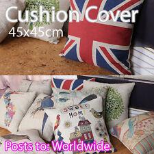 Fashion Square Decorative Cushions & Pillows