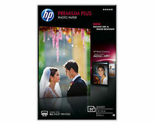 HP Premium Plus Photo Paper 10 x 15 Pack of 50