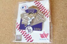 2006 Colorado ROCKIES Coors Field pin two layer