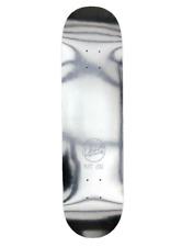 "Vamos SMALL CIRCLE MIRROR Skateboard Deck 8.125"" inkl. Grip - Vamos Skateboards"