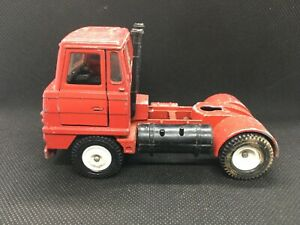 Dinky vintage diecast collectable playworn RARE 950 red foden tractor unit truck