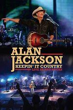 Alan Jackson - Keepin' It Country Live At Red Rocks (2016 DVD Free UK P+P)