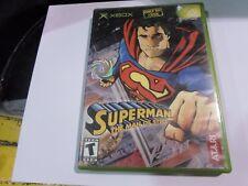 Superman: The Man of Steel (Microsoft Xbox, 2002)
