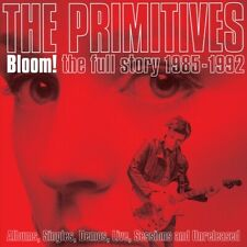 The Primitives - Bloom! Full Story 1985-1992 [New Cd] Boxed Set, Uk -