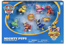 Paw Patrol Mighty Pups Action Pack Gift Set Pack Of 6