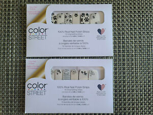 COLOR STREET NAIL STRIPS - PARTY PAWS + FRIENDS FUREVER **PAWSOME PALS** RETIRED