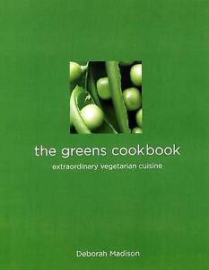 TheGreens Cookbook by Madison, Deborah ( Author ) ON Apr-30-2010, Paperback Madi