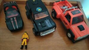 Lot Jouets Kenner Mask