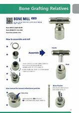 Surgident BONE MILL( Bone Grafting )