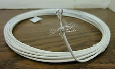 25 feet 16 AWG Shielded Silver Plated Wire Cross-Linked Coax