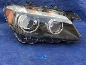 BMW E65 E66 B7 760LI 750L ADAPTIVE XENON HEADLIGHT Right Pass - 10yr Guaranty #1