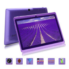 """NEW iRULU 7"""" A33 Quad-Core 16GB WIFI Dual Camera Google Android 4.4 Tablet Gift"""