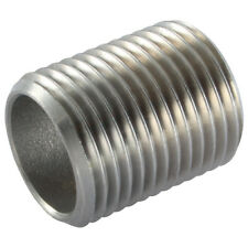 "316 ST. ST.Adaptadores & Bordes - 1.1/2 ""BSPP Closed Racor Acero Inox 316"