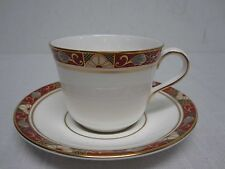 ROYAL CROWN DERBY CLOISONNE TEA CUP & SAUCER ~ 7 AVAILABLE ~ A1317