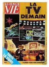 SCIENCE ET VIE    HS 141 LA TELEVISION DE DEMAIN 1982