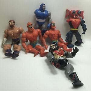 Original 1980's MOTU Parts Fodder Lot Masters of the Universe Heman