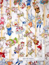 Loralie ApronEsque Fabric - Apronettes Yellow Stripe #138 Loralie Harris - Yard