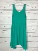 ALTAR'D STATE Turquoise Sleeveless Summer Tunic Top Tank Women's Size M Medium